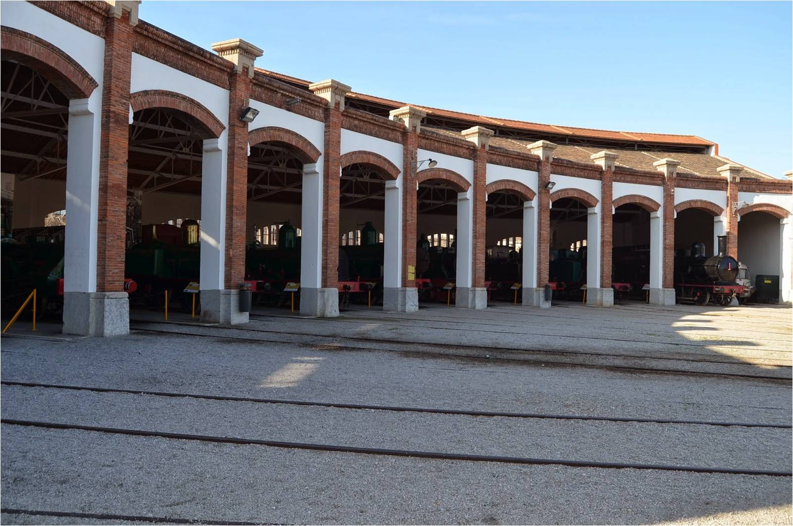 REFURBISHMENT OF CATALONIA RAILWAY MUSEUM