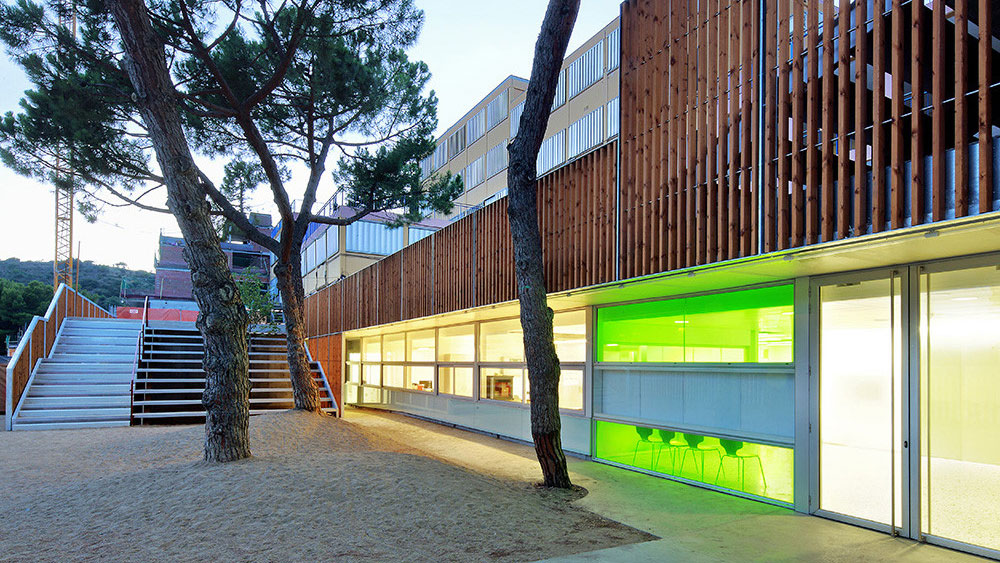 Remodel & Enlargement of Sant Gregori School at Barcelona​