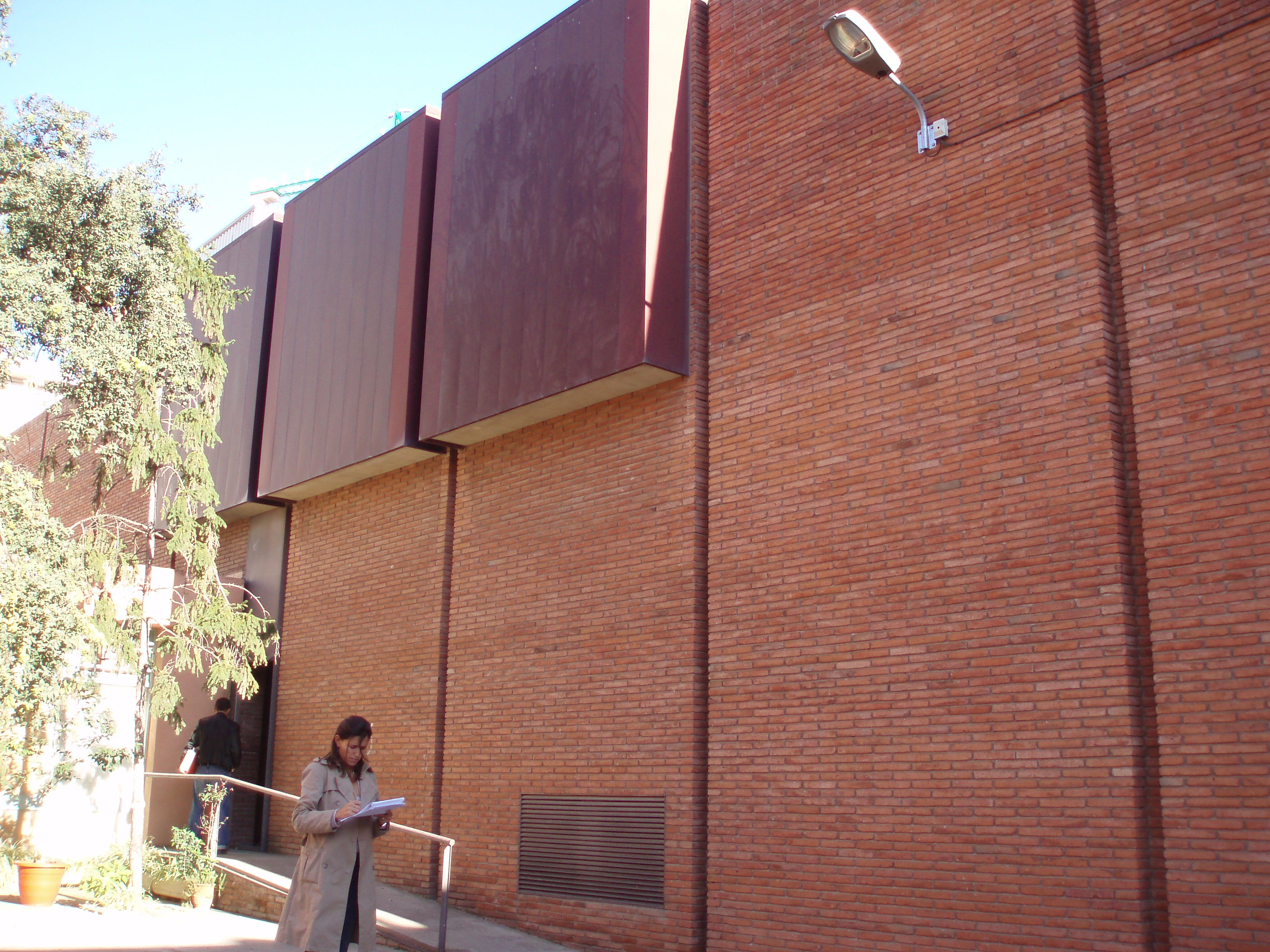 REFURBISHMENT OF THE AUDITORIUM – THEATRE IN CASTELLAR