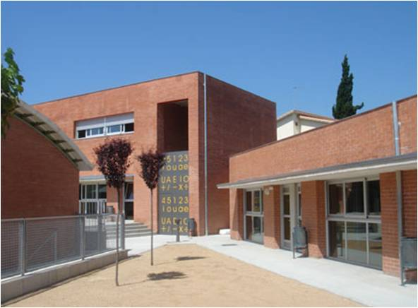 SANT ESTEVE PRIMARY SCHOOL EXTENSION