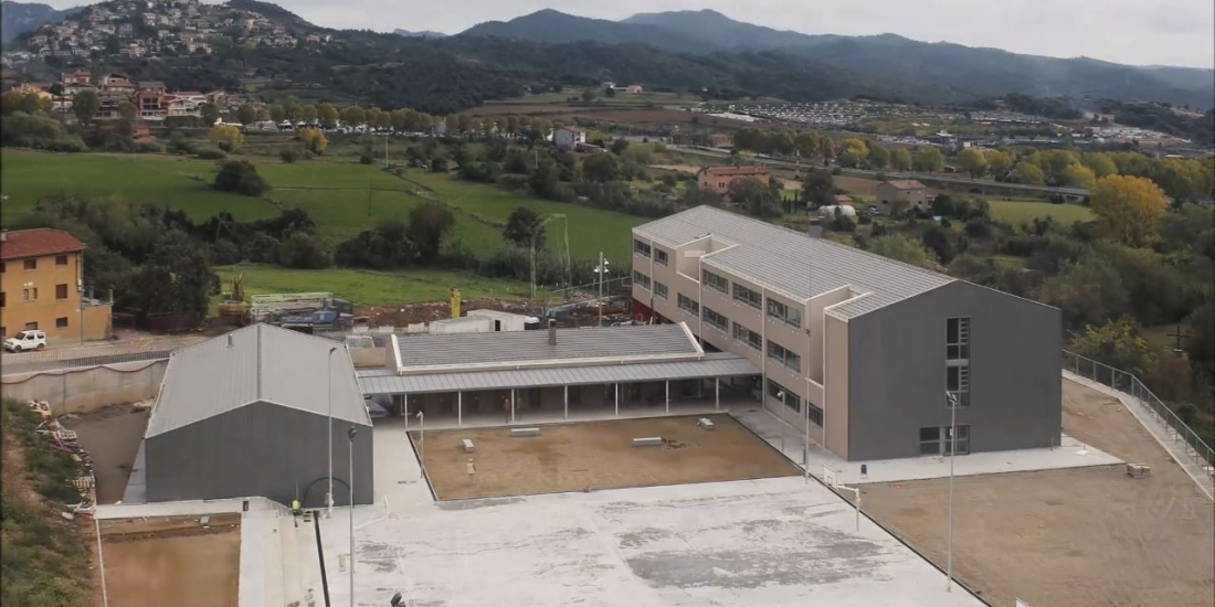 SECONDARY SCHOOL BERGA