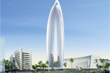 OFFICE COMPLEX IN THE NEW CASABLANCA FINANCE CITY