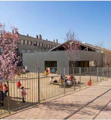 NURSERY SCHOOL IN GRACIA DISTRICT