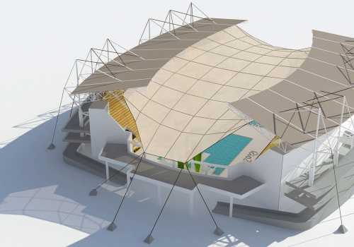 TENSILE STRUCTURE FOR OLYMPIC GAMES 2016