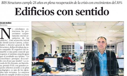 News in La Vanguardia!