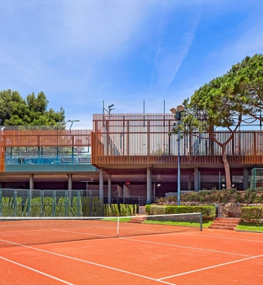 NEW PADEL COURTS RCTB 1899
