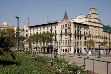 Renovation and Rehabilitation of Pons and Pasqual Palace, Barcelona​