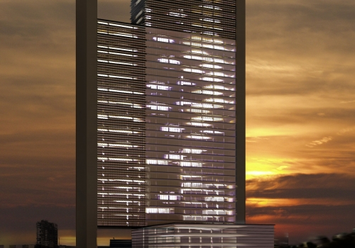 5 * HOTEL TOWER AND OFFICES