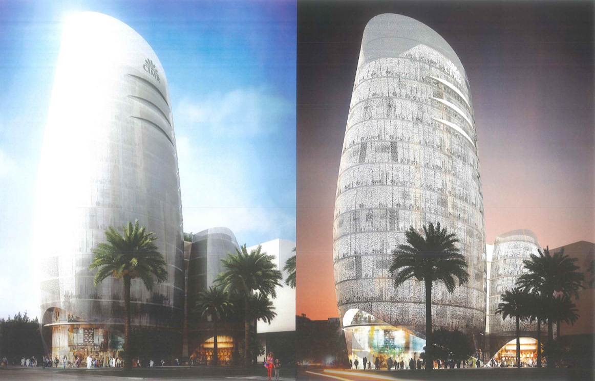 IGH HQ TOWER – MOROCCAN INTERPROF. RETIREMENT FUND
