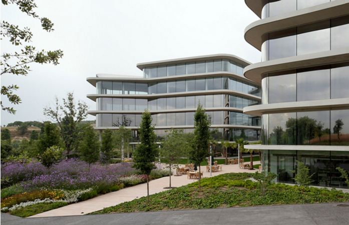 TRIOPARQUE – OFFICES IN CAN SAN JOAN