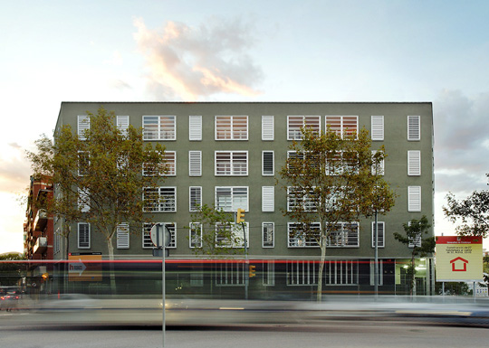 27 SUBSIDIZED HOUSING IN SANT ANDREU
