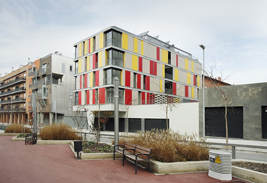 RESIDENTIAL COMPLEX IN GRANOLLERS