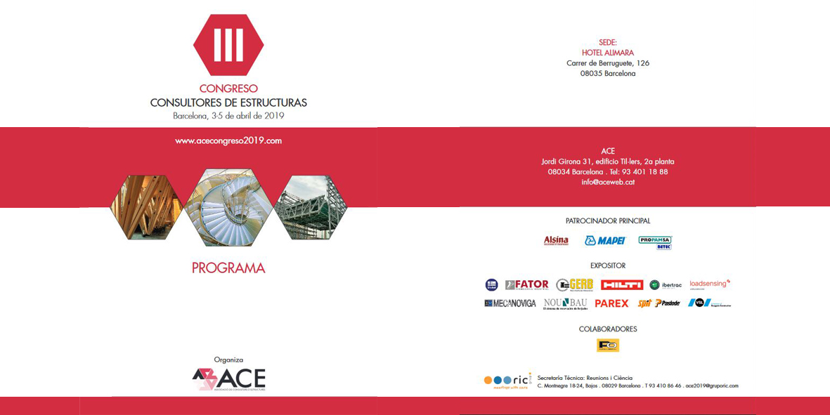 III CONGRESO ACE