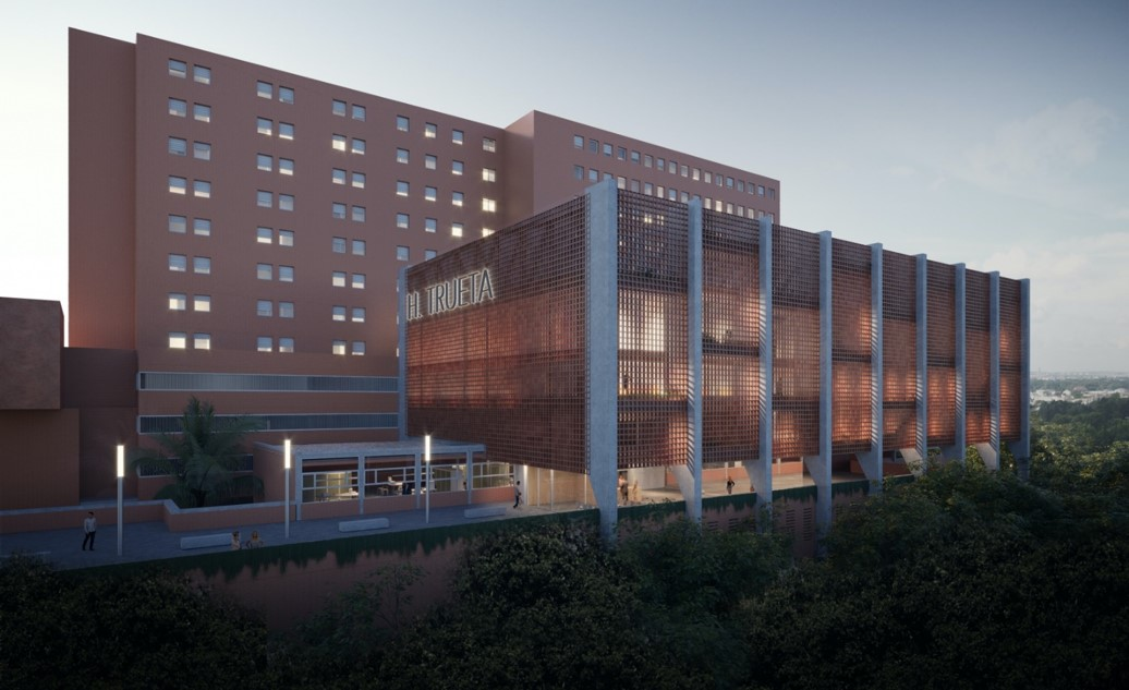 DOCTOR TRUETA HOSPITAL EXTENSION