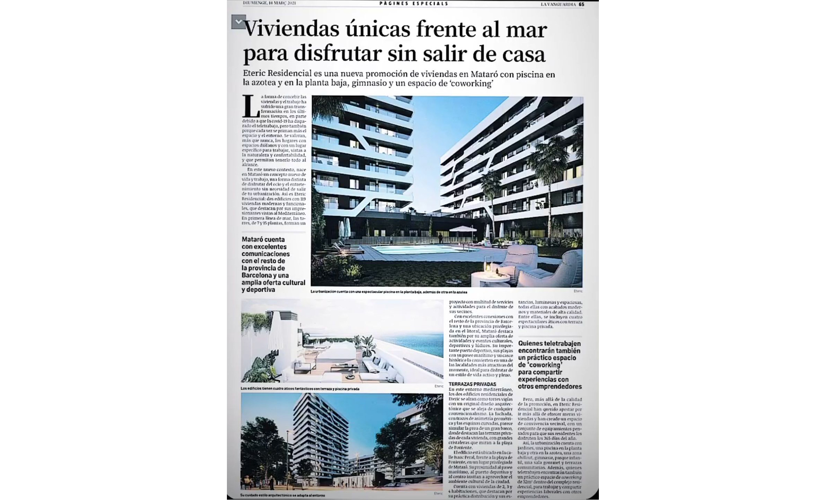 ETERIC RESIDENCIAL